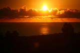 Sunset in Algarrobo