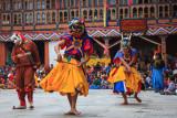 Mongar Tsechu Dance