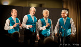 Acclaim! Barbershop Quartet Live Photos on 11-3-12