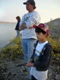 Fishing with Uncle Landy