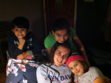 Rahil, Elena, Sydney, and Rosa