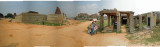 Outside Vitthala Temple Complex, Hampi (11 Nov 2012)