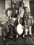 The Stake and Eggs band.  (c. 1927)