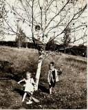 Uncle Chappie's famous original photo. (c. 1944)