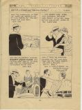 An ad cartoon from Standard Oil's in-house magazine