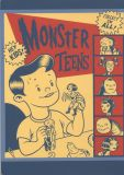 Monster Teens Signed and numbered