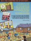 Vol. 2 - How Sluggo Survives back cover