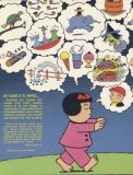 Vol. 3 - Nancy Dreams  Schemes back cover