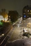 The seasons first snowfall