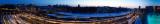 Kungsholmen skyline from Clarion Sign Spa