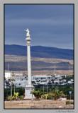C. Colombus monument