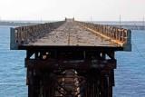 Old Flagler Railroad bridge