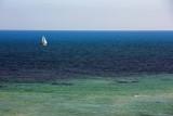 Sailing off Bahia Honda