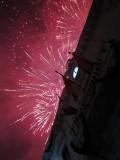 New Year Fireworks, Plaza del Carmen