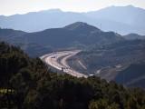 Ring road, from Sendero El Boticario