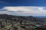 View east from Torre Los Verdiales