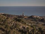 La Araña from Monte San Antón