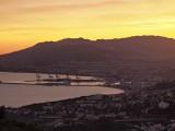 Bahía de Málaga, from Monte San Antón