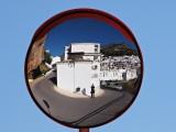 Self-portrait in Mijas