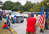 DAV Hummer Daddy Veterans Day Parade 2012
