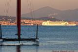 Different sailing ways