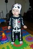 Joshua's First Halloween Costume