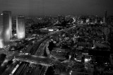 Lights of Tel Aviv.from the Electra Building