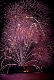 Tel Aviv Fireworks 1