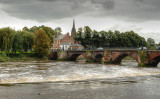 River Dee.in Chester