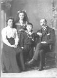 The Tulls in 1912.