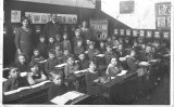 Theale school c 1930 Gerald Bailey my father far right .