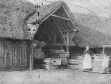 Brimpton Saw mill c1905.