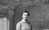 Flora Tull c 1917 taken in Newbury