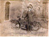 My grandfather Wilfred James Bailey.