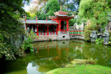 The Chinese garden part of Biddulph Gardens NT.