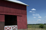Red Roadside Barn