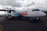 Air Vanuatu ATR-72 (YJ-AV72), Port Vila (VLI)