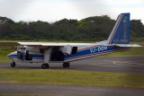 Unity Airlines BN Islander (YJ-009), Tanna Airport