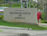 The Embassy of the United States of America, Suva's Fortress of Freedom