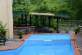 Pool at the Best Western Suva Motor Inn