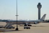 Luftwaffe A340-300 at Washington-Dulles