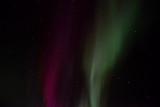 Red aurora, Northern Canada