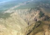 Aerial - Black Canyon of the Gunnison, Colorado