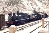 Georgetown Loop Scenic Railroad - 1986