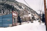 Silver Plume, Colorado - 1986