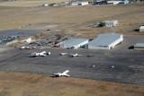 Apron of Fort Collins-Loveland Municipal Airport