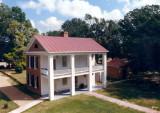 Slave Quarters - Melrose, Natchez National Historical Park
