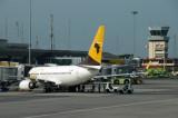 Asky Airlines B737 (ET-AOK), Abidjan Airport (ABJ)