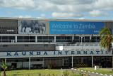 Proflight at Lusaka Airport, Zambia