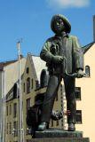 Fisherman statue, Ålesund